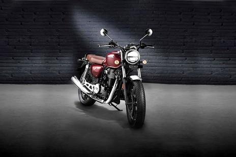 Honda Hness CB350 DLX