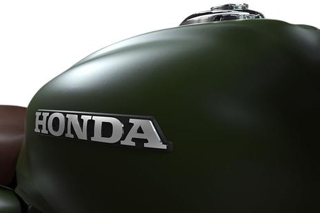 Honda Hness Cb350 Insurance