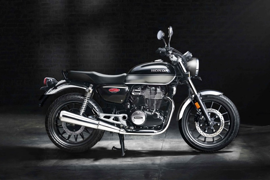 होंडा Hness CB350 Right Side View