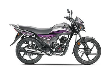 Honda Dream Neo Geny Grey Metallic
