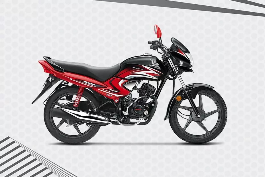 Honda Dream Yuga Right Side View