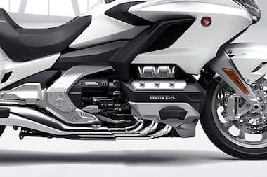 Honda Gold Wing Engine