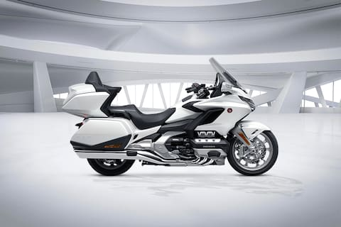 Honda Gold Wing Right Side View