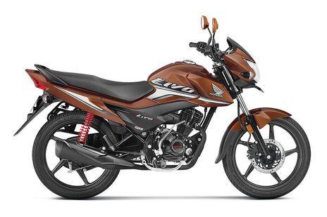 Honda Livo Sunset Brown Metallic