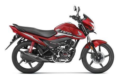 Honda Livo Imperial Red Metallic
