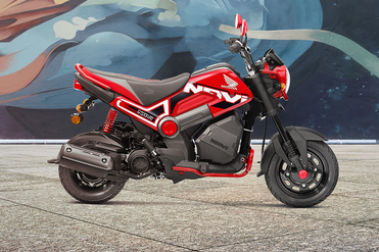 Honda Navi Right Side View