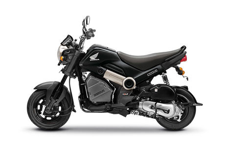Honda Navi Black