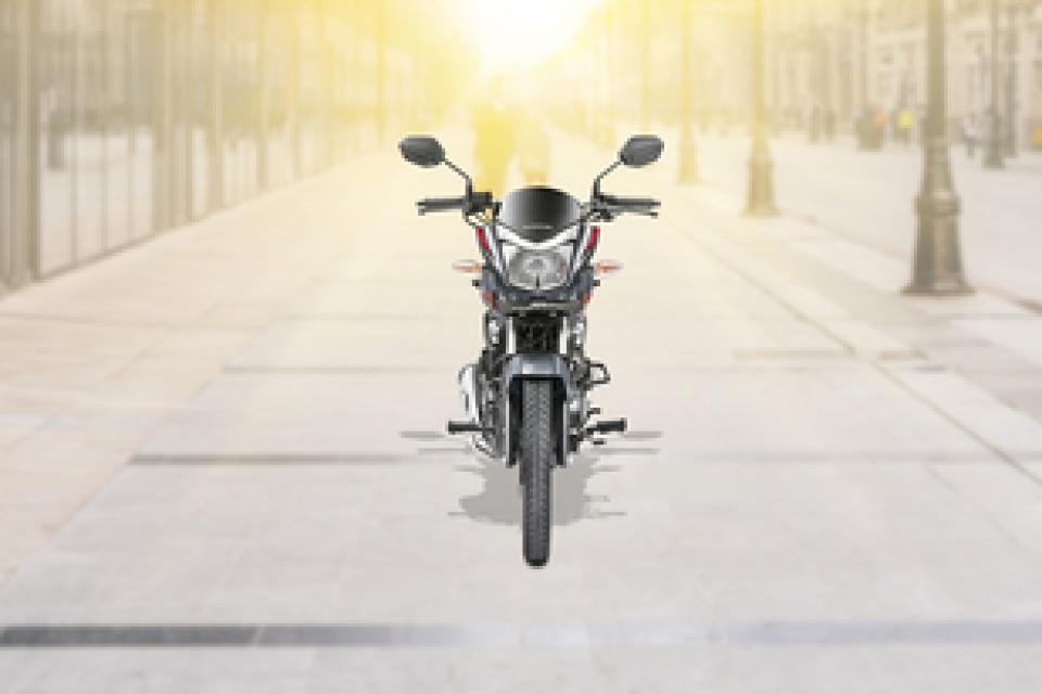 Honda Shine Front View