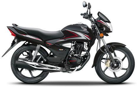 Honda Shine Black