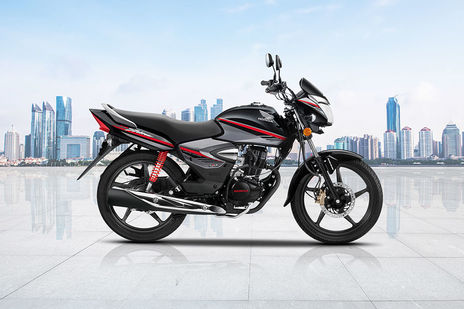 Honda Shine Limited Edition Disc CBS