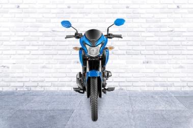 Honda Livo Front View