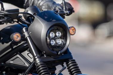 Honda Rebel 500 Head Light