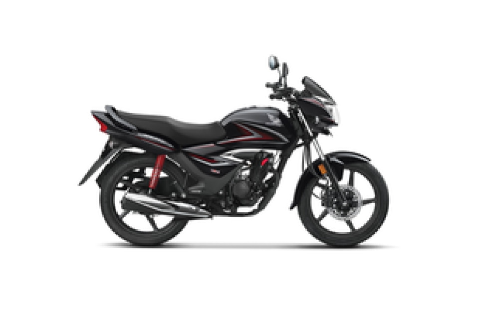 Honda Shine Black