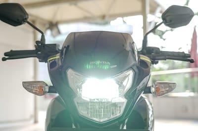 होंडा SP 125 Head Light