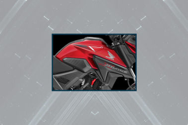 Honda XBlade Fuel Tank