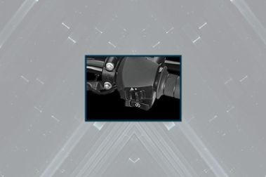 Honda XBlade Exhaust View
