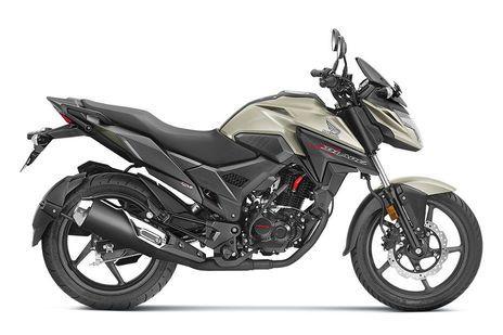 Honda XBlade Silver