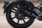 Husqvarna Svartpilen 250 Rear Tyre View