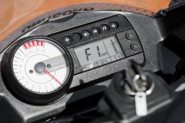Hyosung GT250R Speedometer