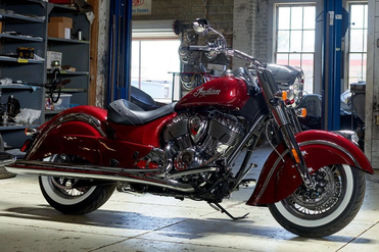 Indian Chief Classic Right Side View