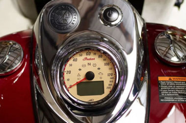 Indian Chief Classic Speedometer