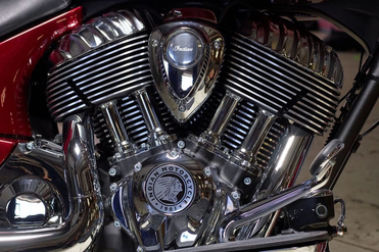 Indian Chief Classic Engine