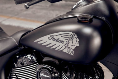 Indian Chief Dark Horse Fuel Tank