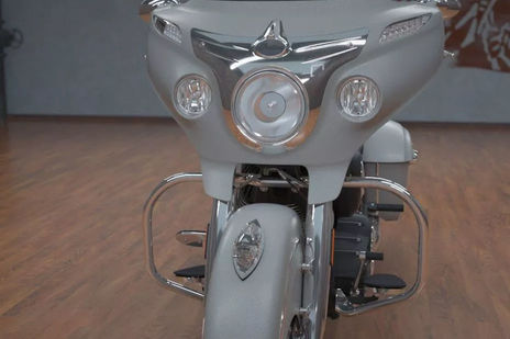 Indian Chieftain Classic Head Light