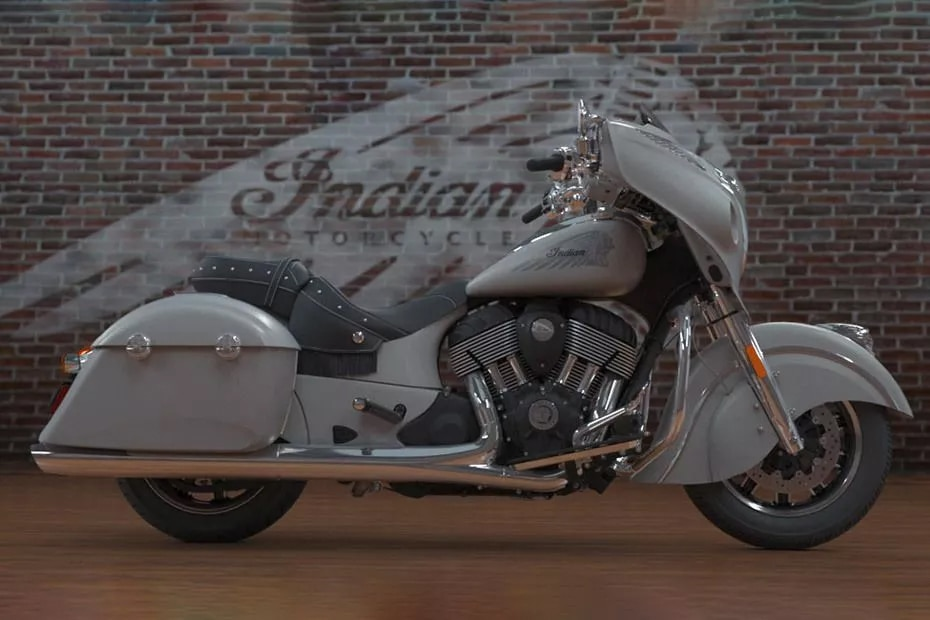 Indian Chieftain Classic Right Side View