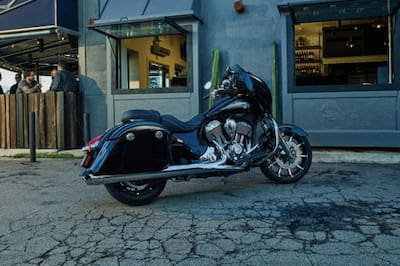 Indian Chieftain Limited Rear Right View