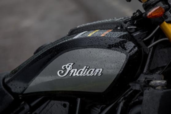 Indian FTR 1200  Fuel Tank