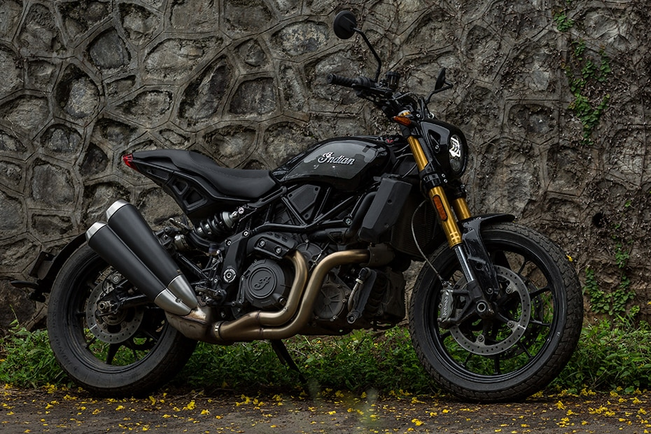 Indian FTR 1200  Front Right View