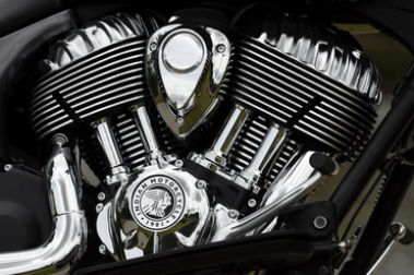 Indian Chief Engine