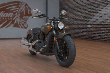 Indian Scout Sixty Front Right View