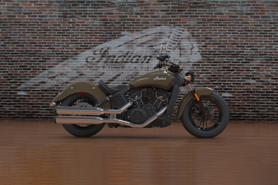 Indian Scout Sixty STD