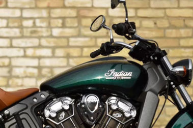 Indian Scout Brand Logo & Name