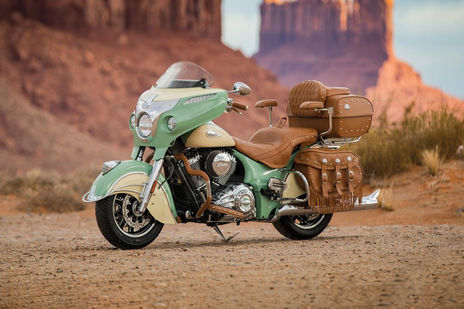 Indian Roadmaster Classic ABS BS6