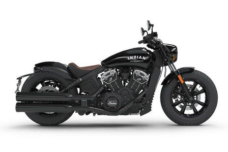 Indian Scout Bobber STD
