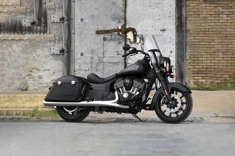 Indian Springfield Dark Horse