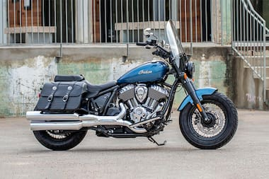 Indian Super Chief Limited Left Side View