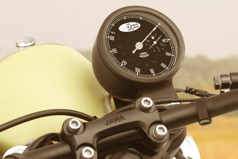 Jawa 42 Speedometer