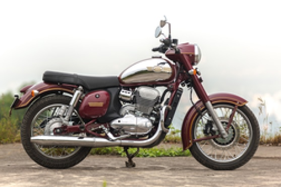 Jawa Left Side View