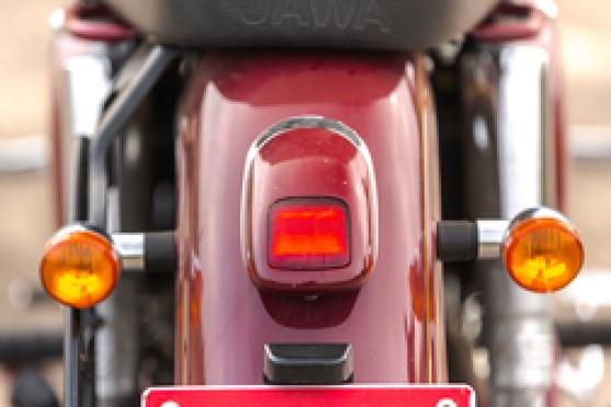 Jawa Tail Light