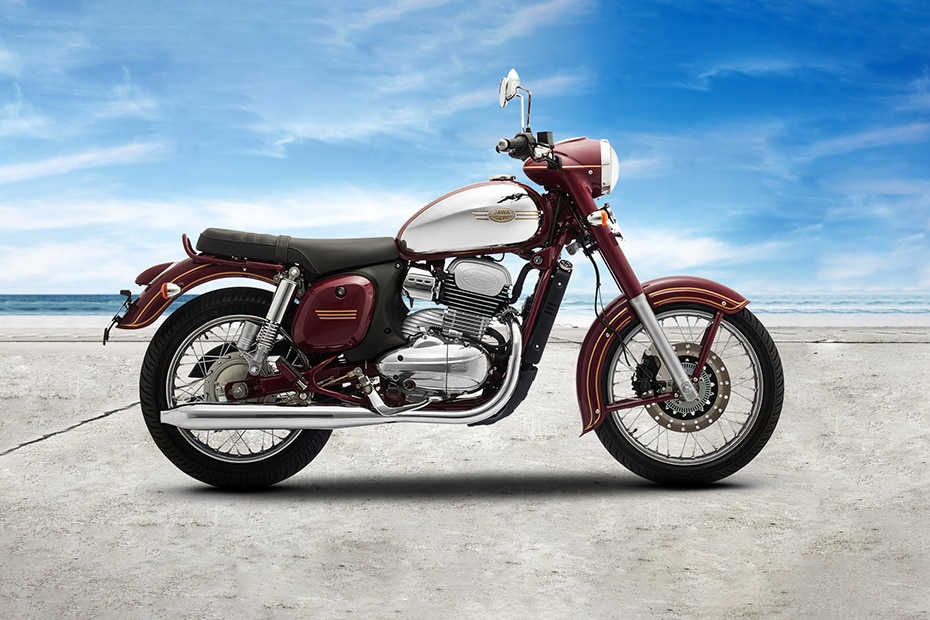 Jawa Price, Mileage, Images, Colours, Specs, Reviews