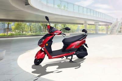 Joy e-bike Gen Nxt Nanu E-scooter Front Left View
