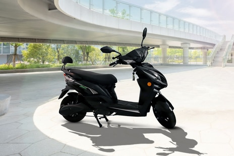 Joy e-bike Gen Nxt Nanu E-scooter