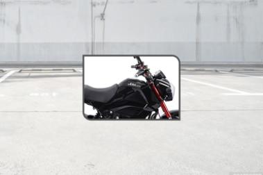 Joy e-bike Monster Fuel Tank
