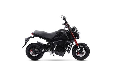 Joy e-bike Monster Black