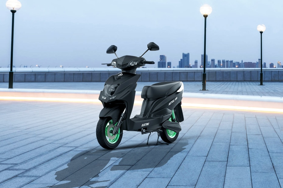 Kabira Mobility Aetos 100 Right Side View
