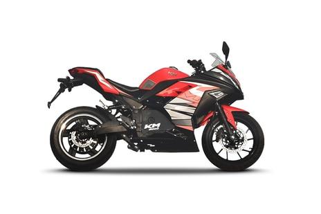 Kabira Mobility KM 3000 Red